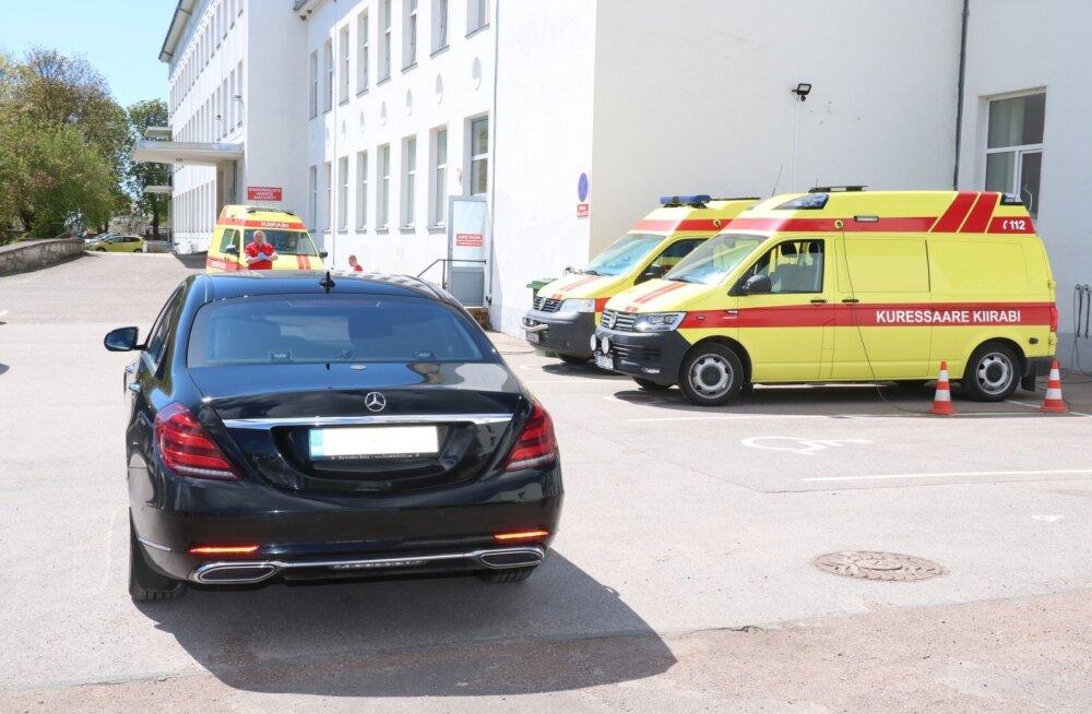 Kaks nakatunut olid Tallinna-Kuressaare bussis. Saaremaa kriisikomisjon palub reisijatel tervist jälgida