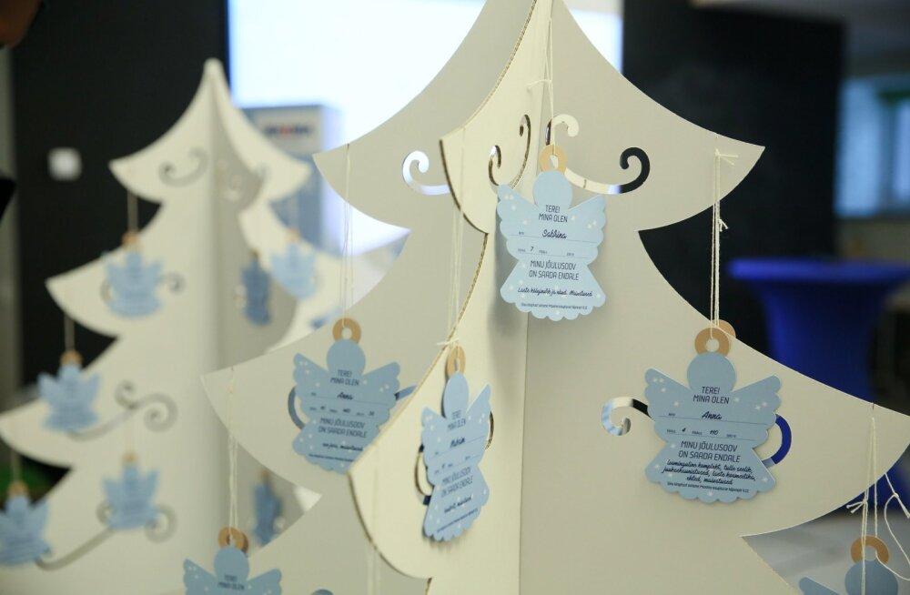 """""""Дерево ангелов"""" Maxima принесет желанные подарки 1300 детям из малообеспеченных семей"""