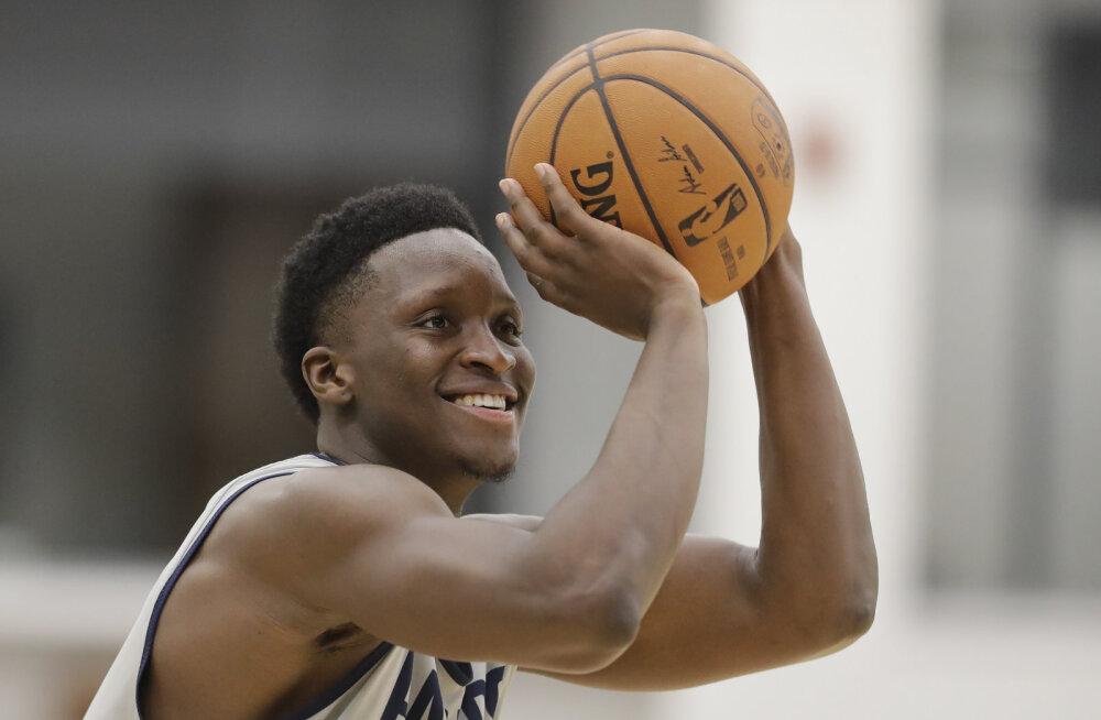 NBA klubid võivad 1. maist treeningutele naasta
