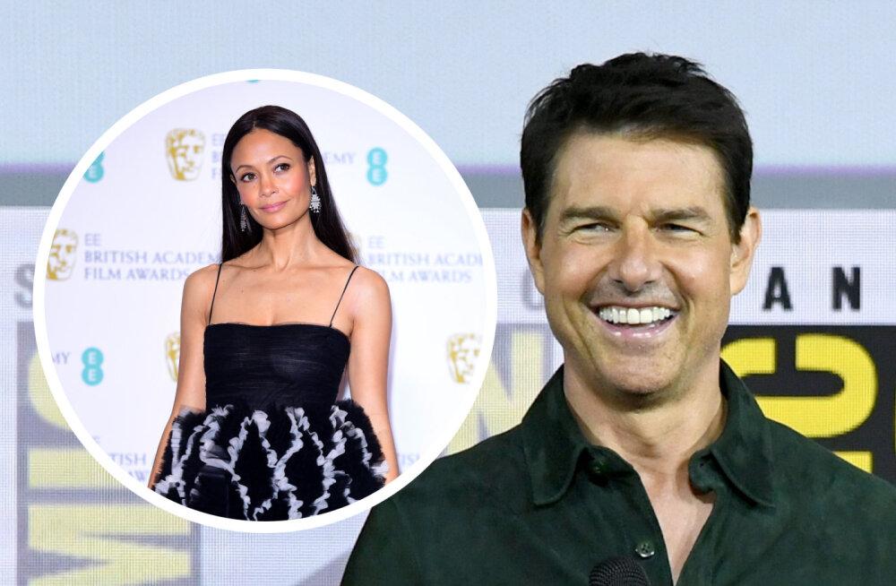 Thandie Newton tunnistab, et Tom Cruise üritas teda saientoloogiasse meelitada: ma nii tohutult kartsin