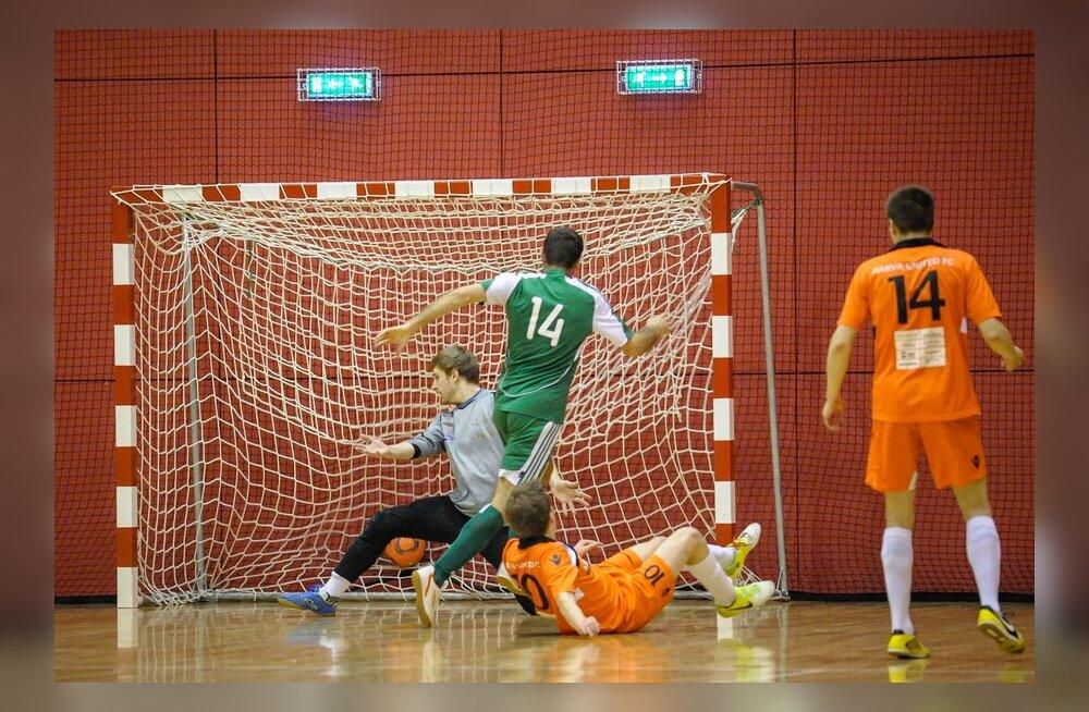 SJML: Narva United - Anži (2:3)