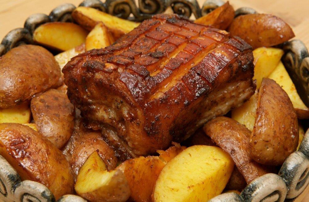 Miks on traditsiooniline Eesti pühaderoog just seapraad?