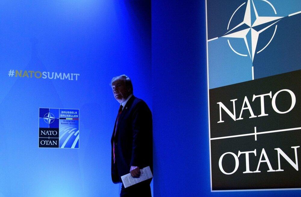 Esindajatekoda hääletas ülekaalukalt USA NATO-st lahkumise rahastamise keelamise poolt