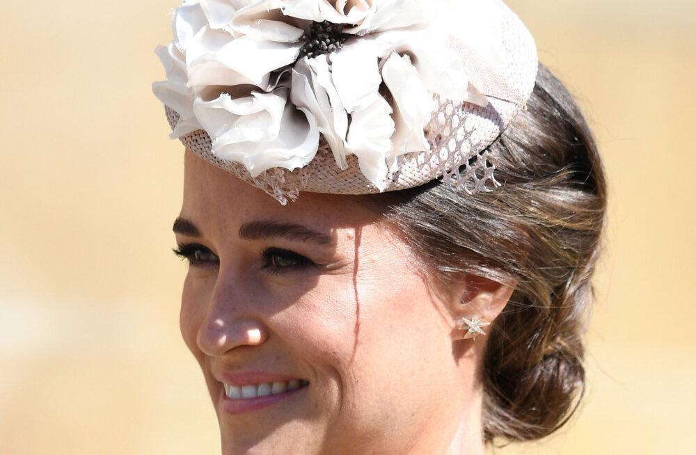 FOTOD | Kas Pippa Middleton säras järjekordses kuninglikus pulmas eredamalt kui pruut?