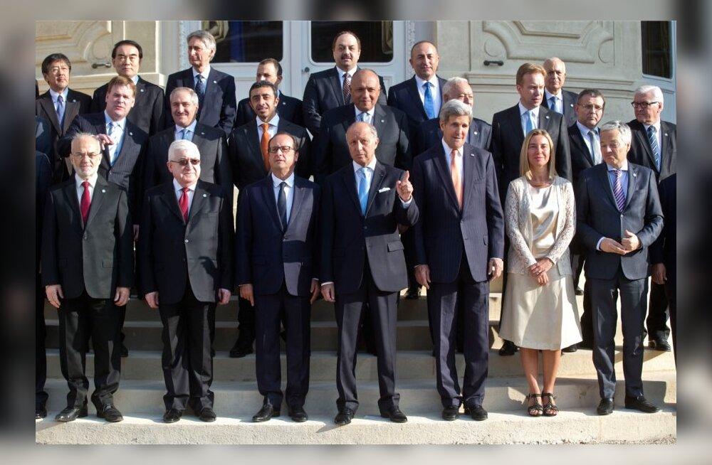 Pariisi konverentsil lepiti kokku vajaliku sõjalise abi andmises Iraagile Islamiriigi vastu