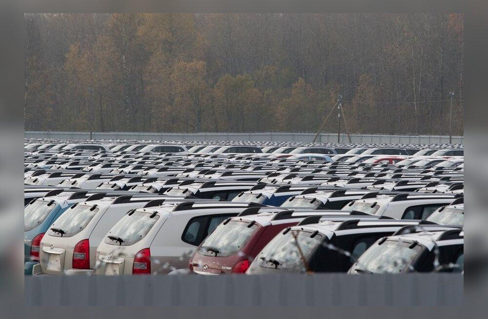 Для Европы рост продаж автомобилей в Эстонии - скорее исключение