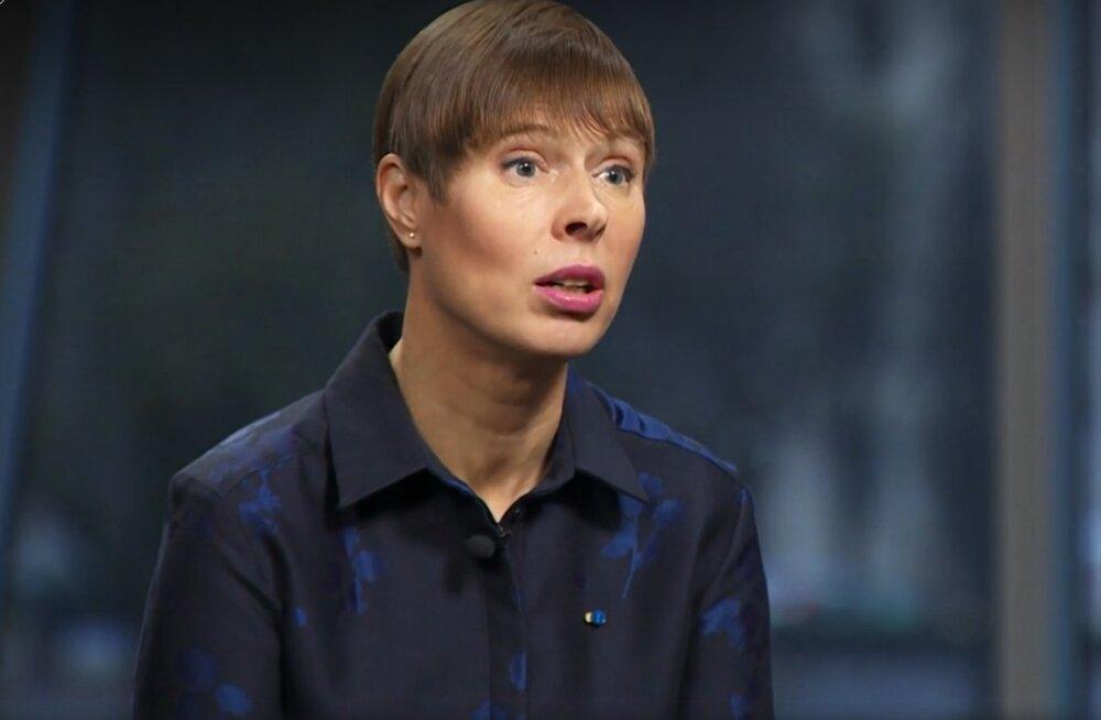 Керсти Кальюлайд: хочется надеяться, что для России настанут лучшие времена