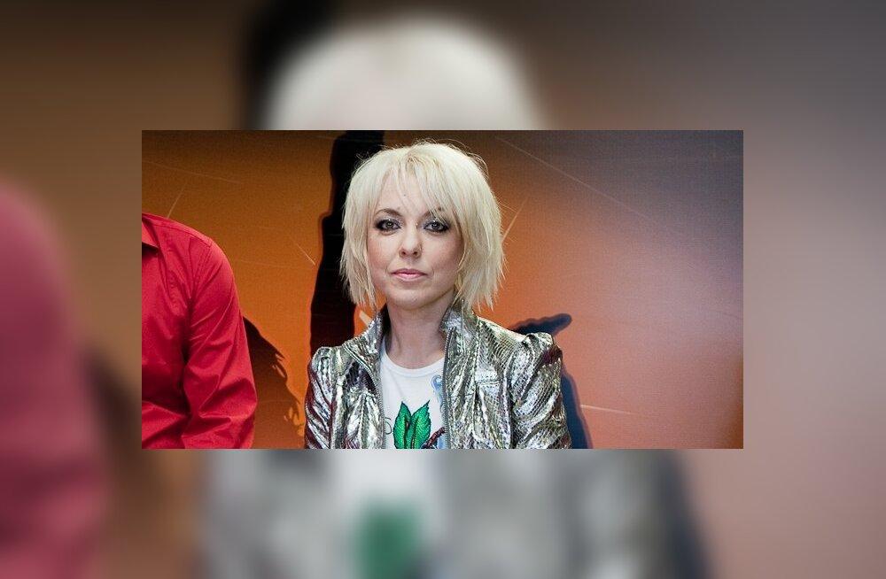 Kirsti Timmeri tütre saatejuhidebüüt Tallinna TVs jäi üürikeseks