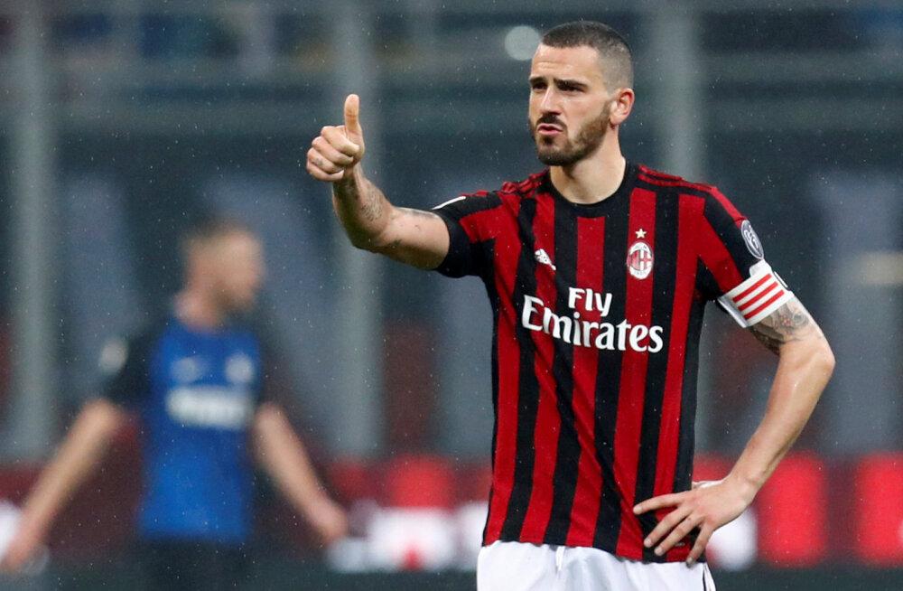 Torino Juventus ja AC Milan tegid suurtehingu