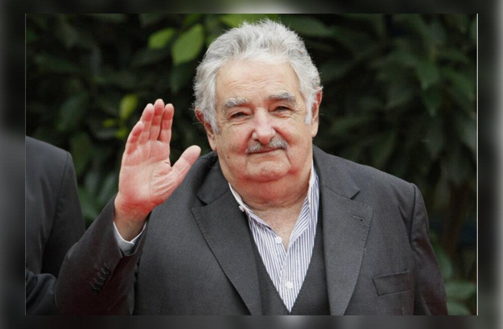 Maailma lahedaim president José Mujica: jää iseendaks ja austa teiste õigust olla vaba