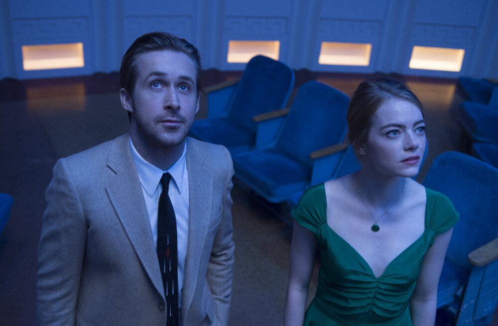 """Oktaavi jagu fakte Oscari-saju põhjustanud filmimuusikalist """"La La Land"""""""