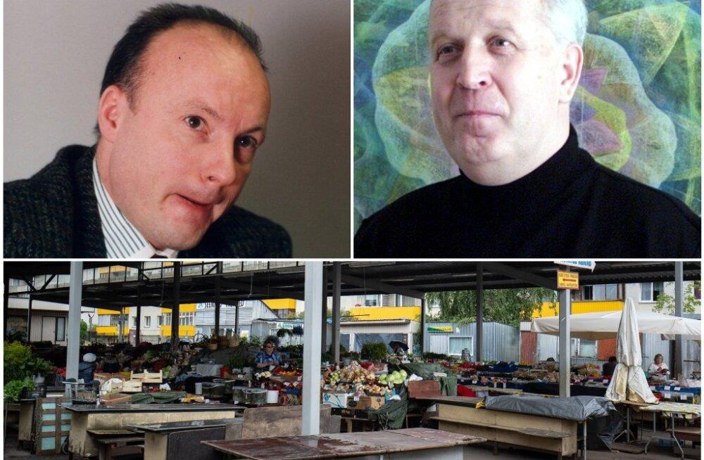 Избиения, взятки и убийства: новый собственник Центрального рынка получил предприятие с грязной историей