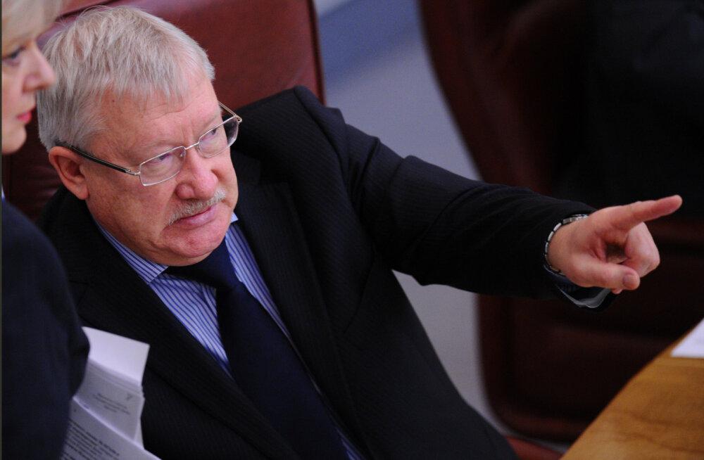 В России назвали бессмысленным заявление Рейнсалу о возмещении ущерба за советскую оккупацию