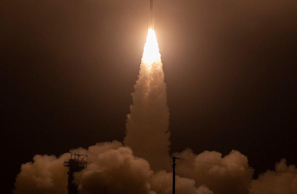 USA kosmosearmee loomine läheb maksma hulga raha