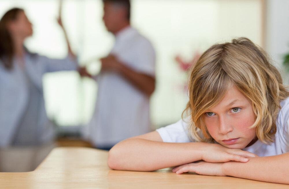 Lahkuläinud perede mured | Mida teha, kui laps ütleb, et ei taha oma teise vanema juurde minna?