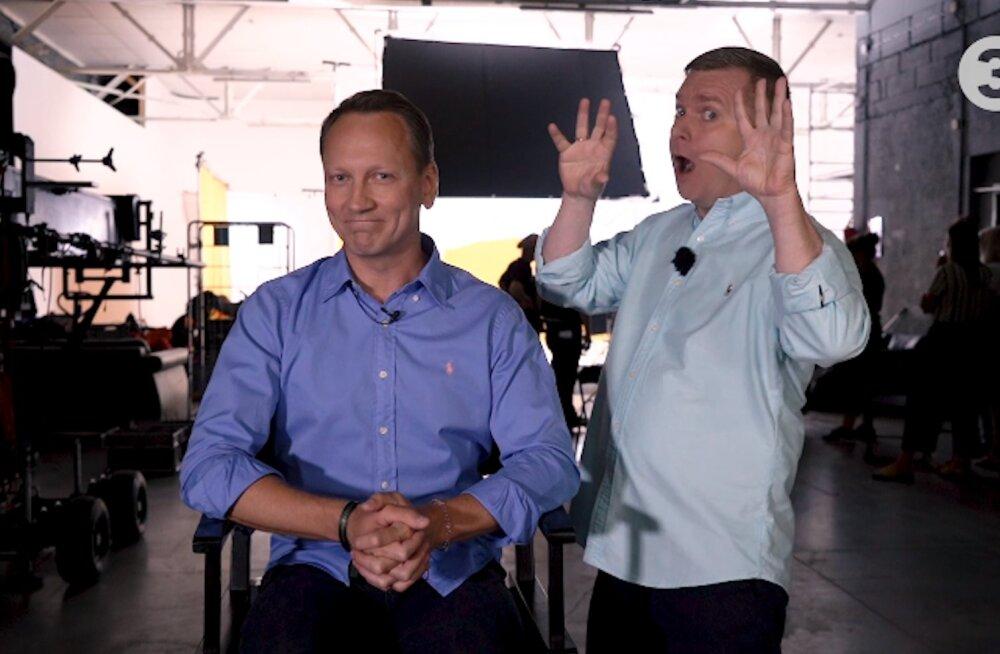 VIDEO | Millise uhiuue teleshowga üllatavad sügisel Teet Margna ja Kristjan Jõekalda?