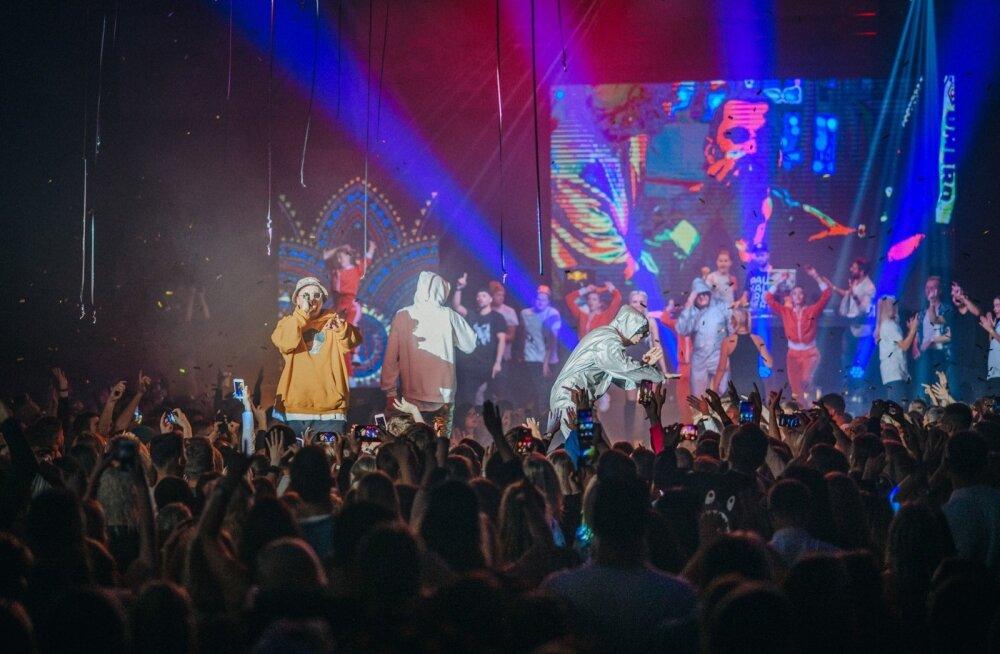 Nublu kontsert 27.09.2019 Tallinnas