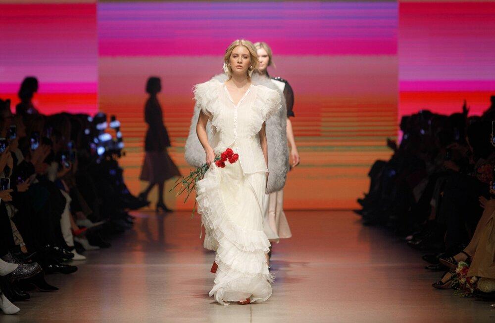 Riga fashion week. M-Couture