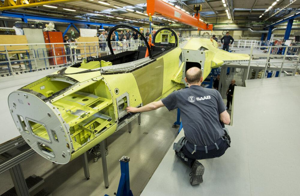 Rootsi kasvav tööstus vajab rohkem tööjõudu