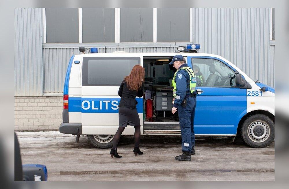 Politsei tabas eelhoiatusele vaatamata ühe päevaga ligi 300 turvavööta liiklejat.