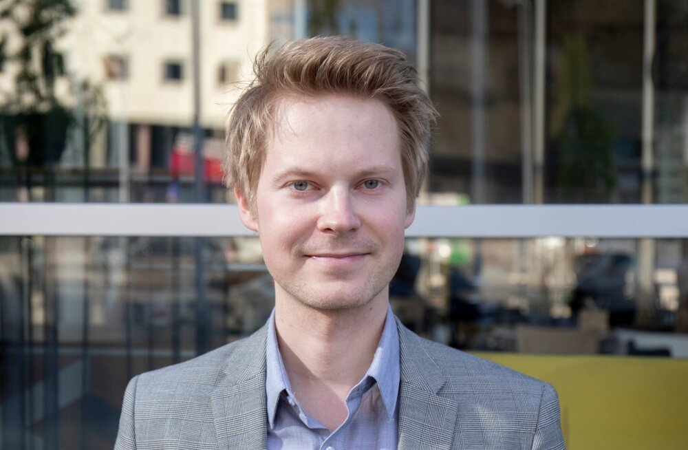 Karl-Ander Reismann intervjuu 21.05.2019