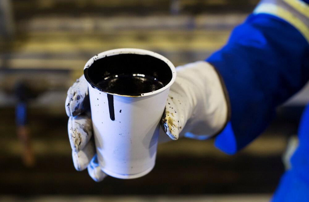 Nafta kallines Trumpi Iraani sanktsioonide tõttu. Aasia otsib alternatiivseid kütusetarnijaid