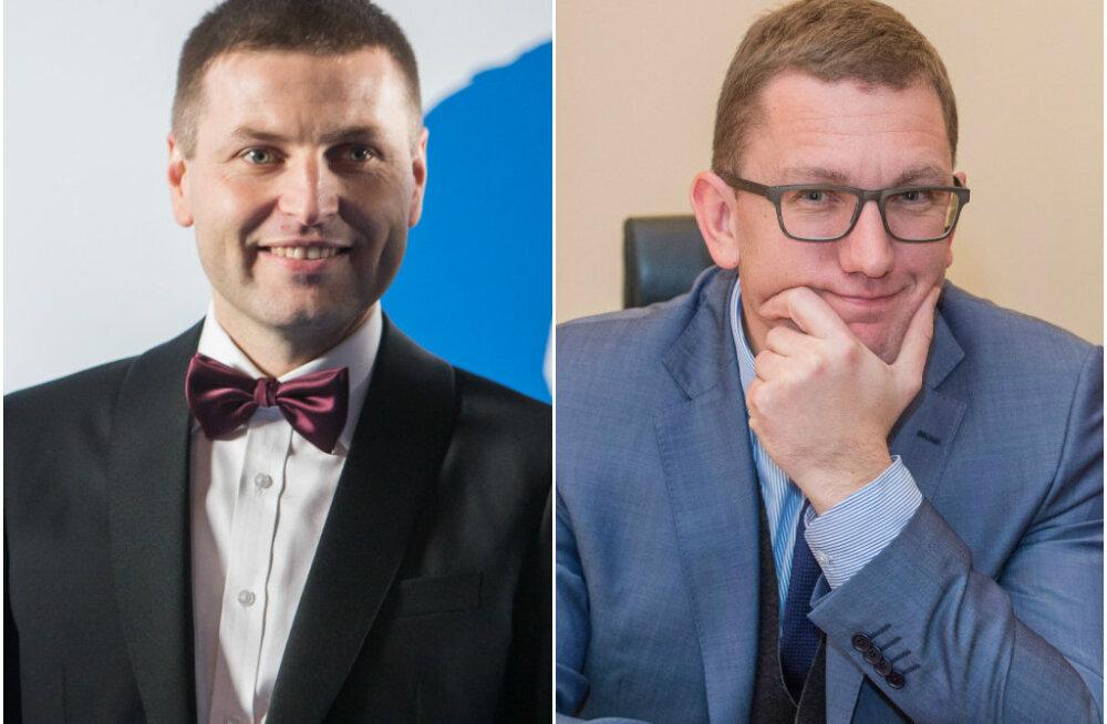 Reformierakonna juhiralli toob taas kapist välja Michali valge kampsuni