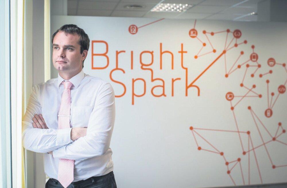 Tarkvaraarendusega tegelev Brightspark pürib Euroopa parimaks ekspordiettevõtteks