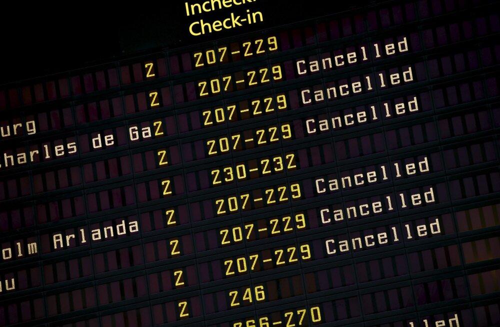 Streik või mitte - Finnairi aktsia tõuseb