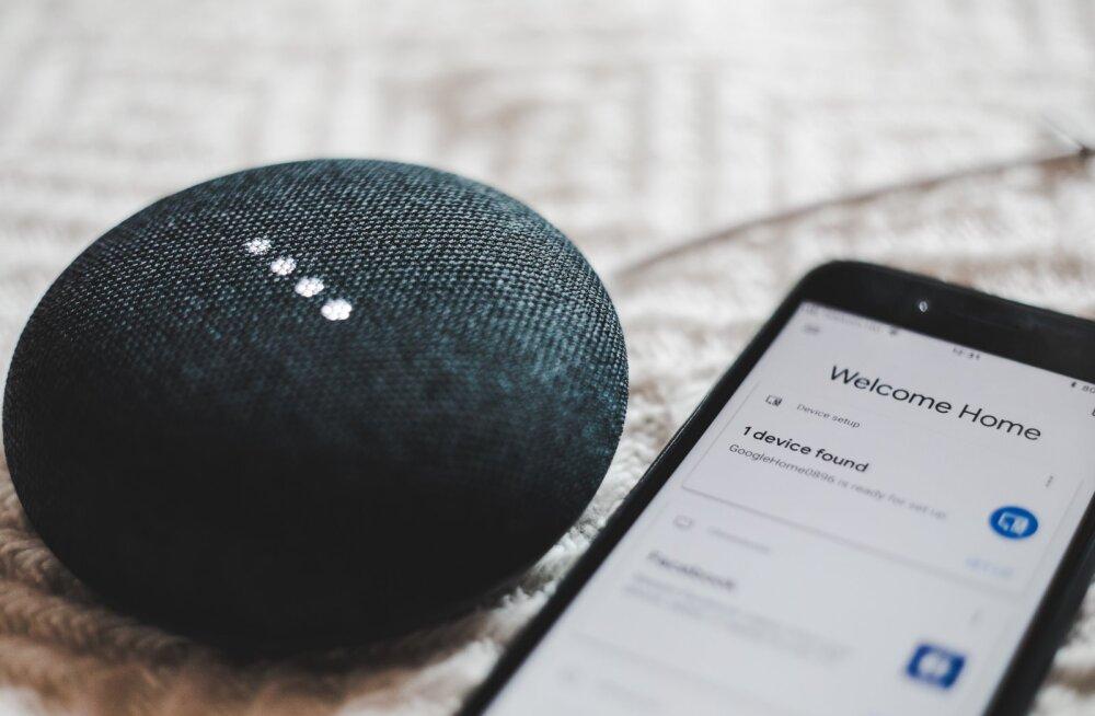Google assistent on kõige intelligentsem kõlar