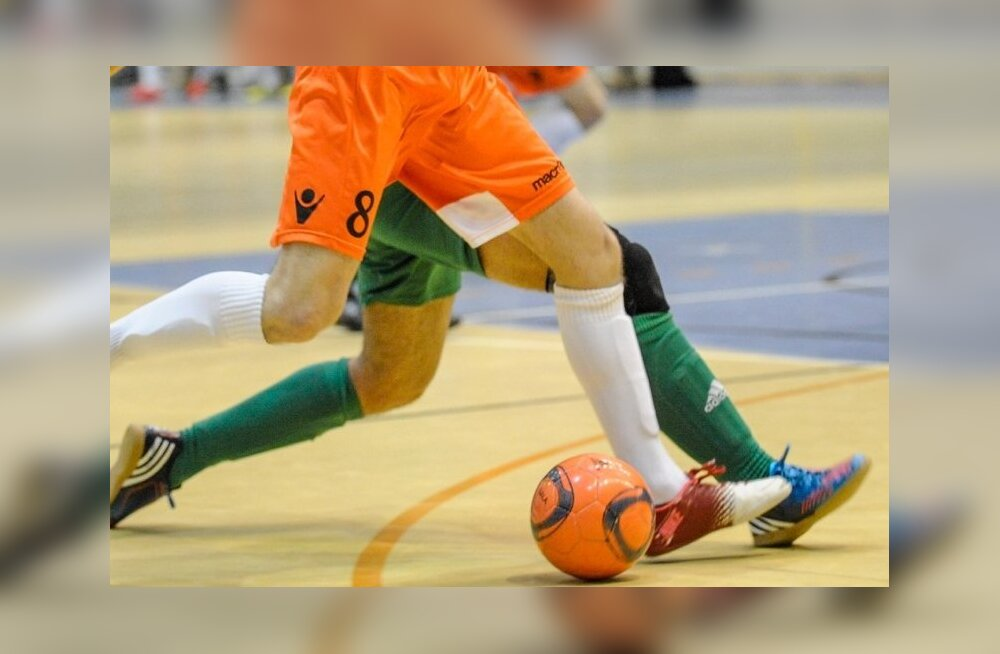 Narva United - Anži (2:9)