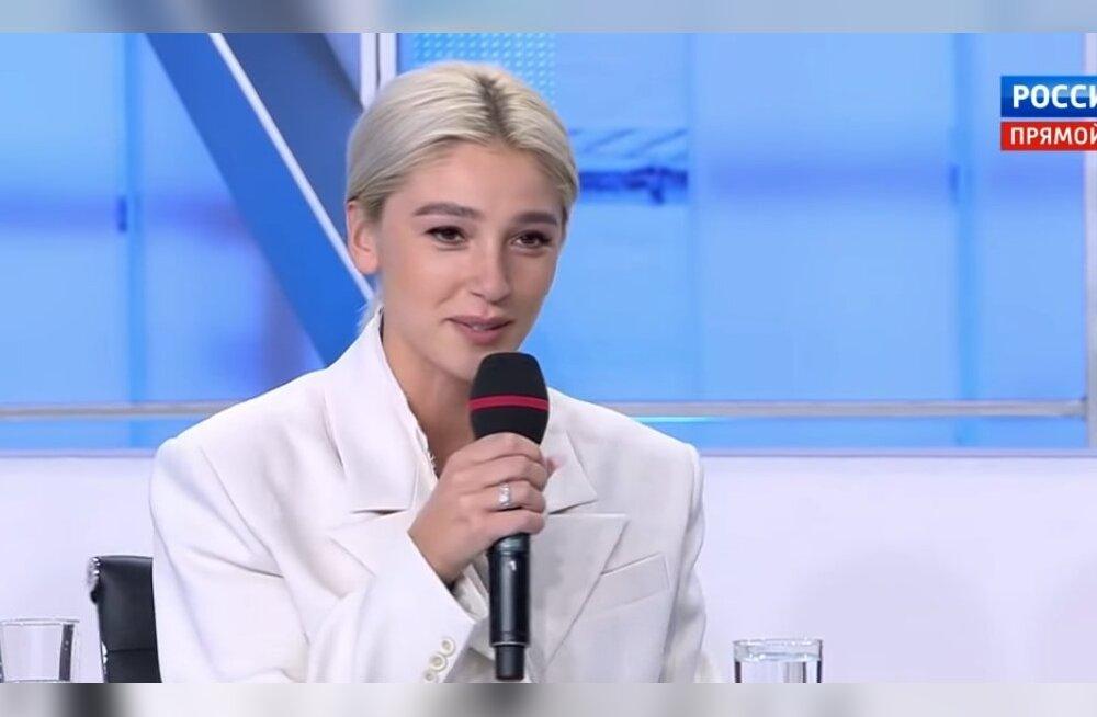 ВИДЕО | Настя Ивлеева задала вопрос Дмитрию Медведеву о закрытии Youtube