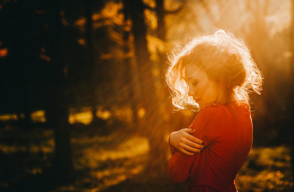 Hing on kehastunud Maa peale kogema ilu ja armastust