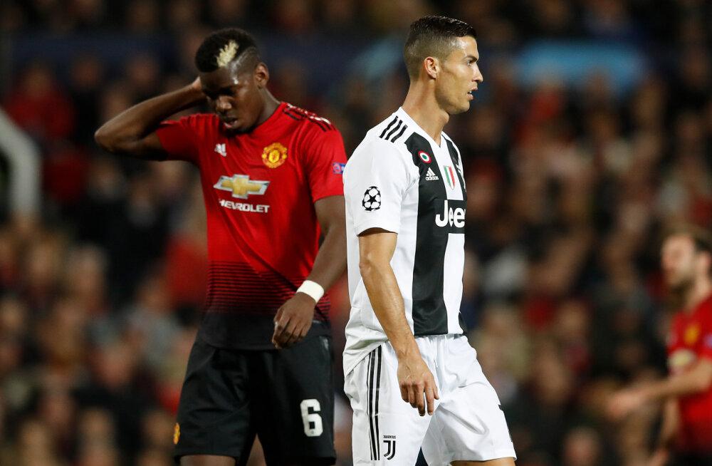 Pogbat jahtiv Juventus pöördus abi saamiseks Adidase poole