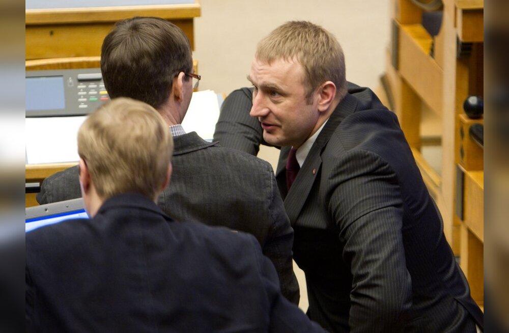 Sotside volikogu arutab tuleval nädalal valimiste tulemusi