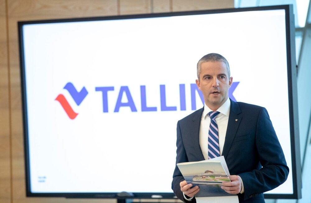 Tallinki pressikonverents
