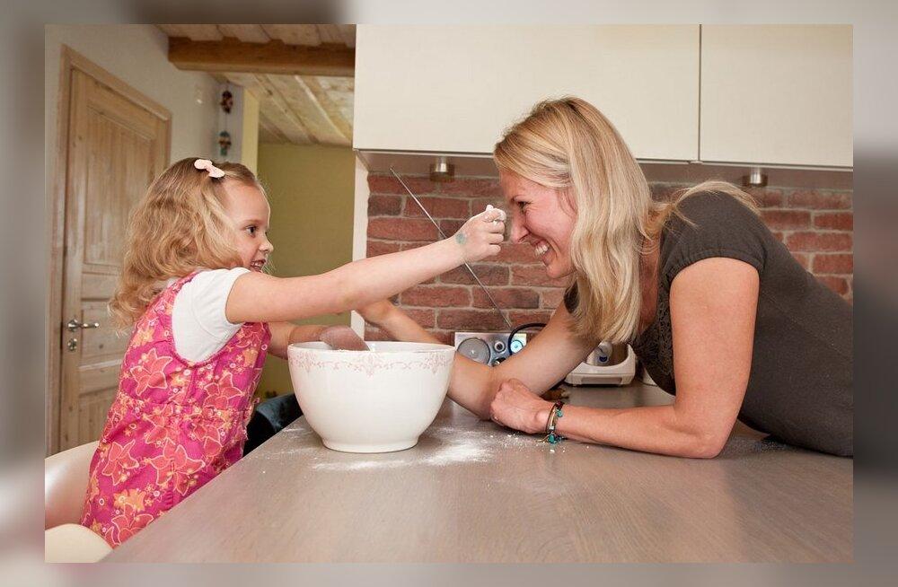 Erimenüüga lastel on kaks valikut: tühi kõht või oma moonakott