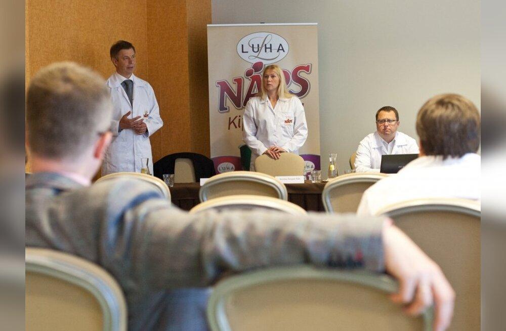 FOTOD: Turule tuli uus Lõuna-Eestis tegutsev toidutööstus Luha