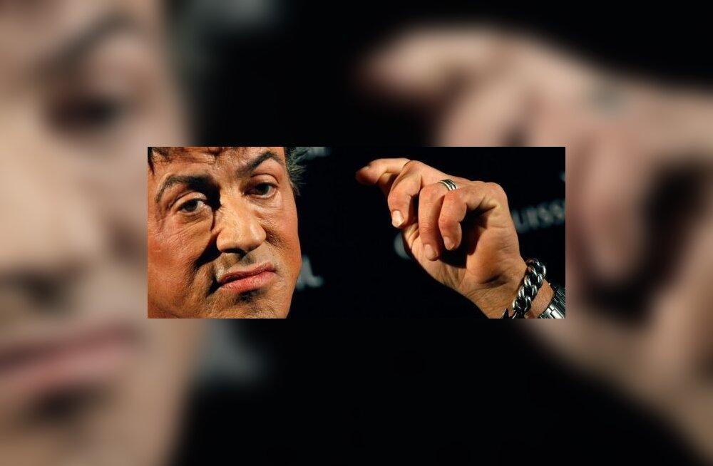 Sylvester Stallone: jah, olen ilulõikustel käinud!