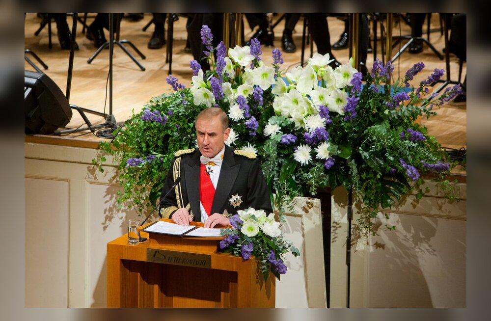 FOTOD: Laaneots kaitseväe 93. aastapäeval: Eesti on kaitstud paremini kui kunagi varem