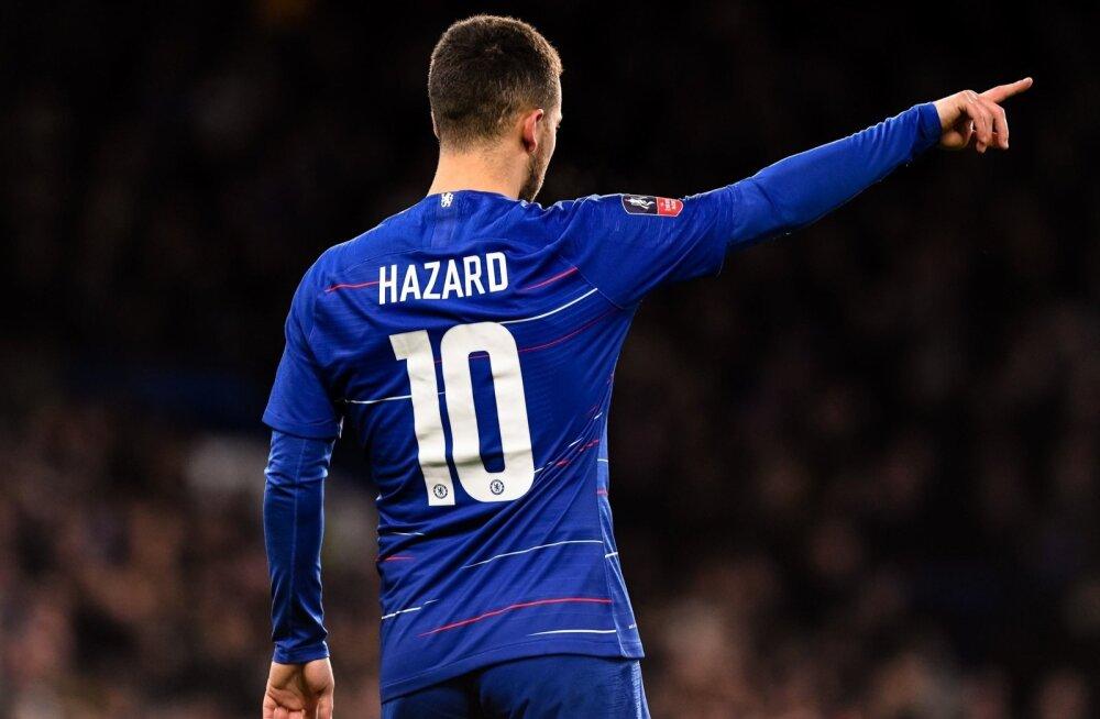 Eden Hazardi tulevik on lahtine.