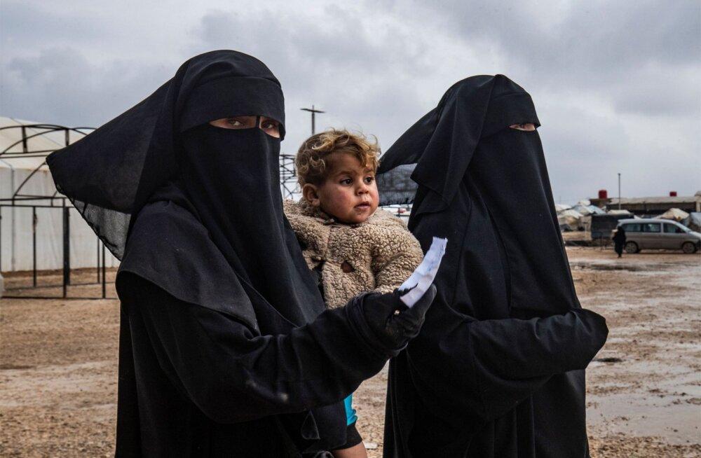 Soome naasvate Islamiriigi laste pähe taotud ideoloogia lammutamine võib võtta aastaid