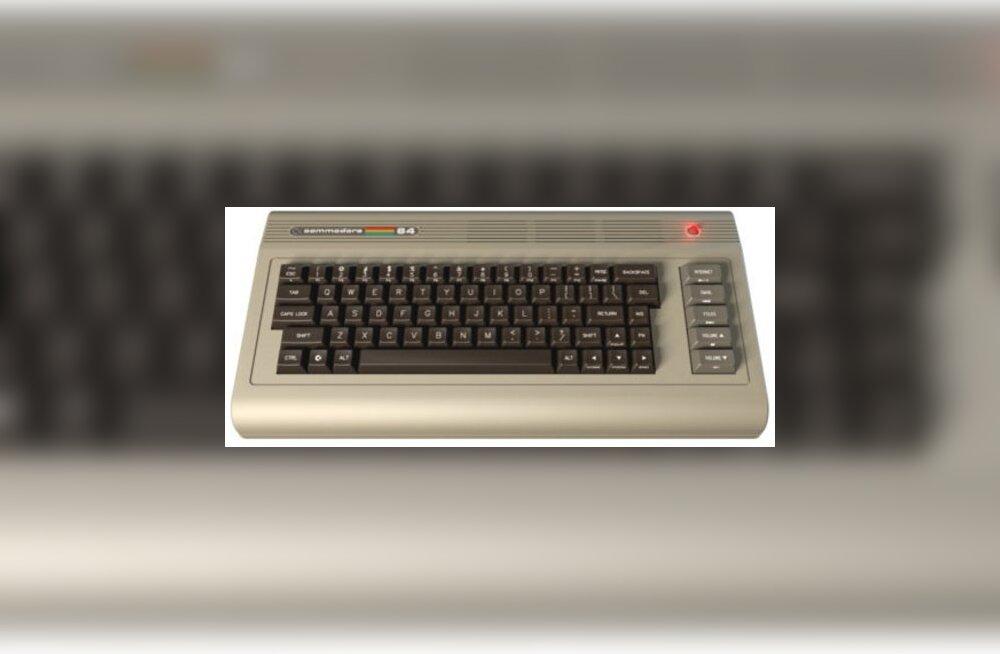 Commodore tõuseb tuhast!