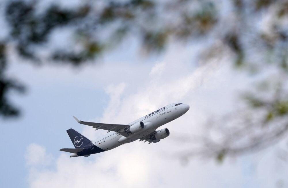 Vaidlus lennuhüvitise üle viis Lufthansa Eesti domeeni arestimiseni, võlanõudja ähvardab selle enampakkumisele panna