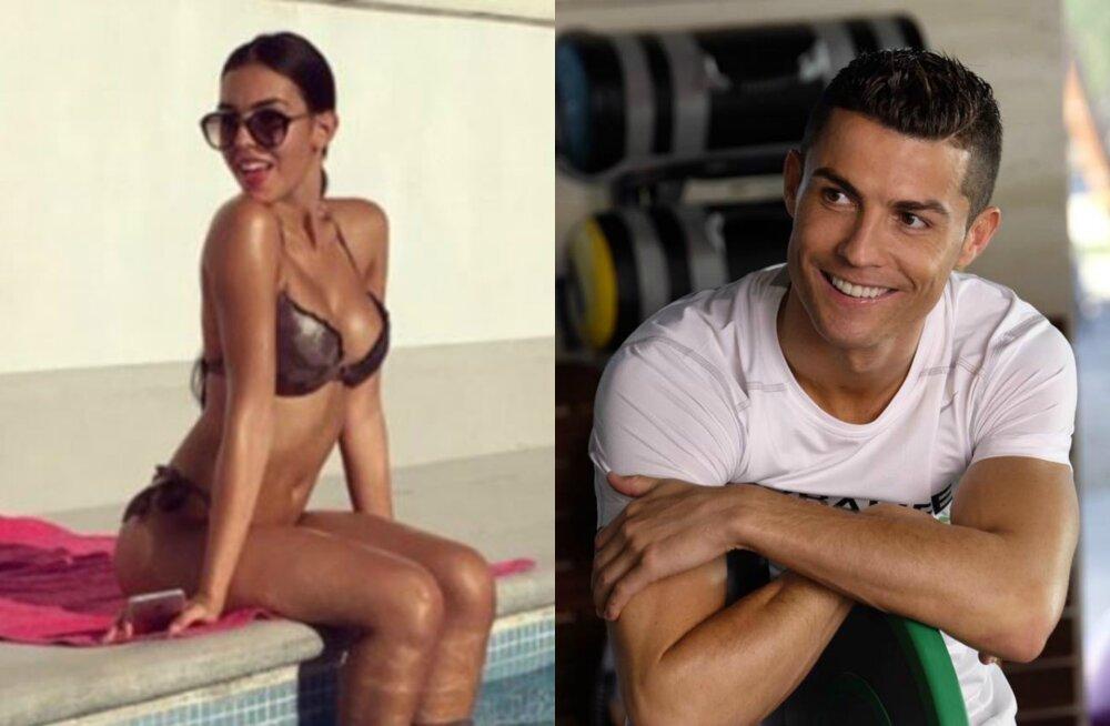 5 põnevat fakti Cristiano Ronaldo uue tüdruksõbra kohta!
