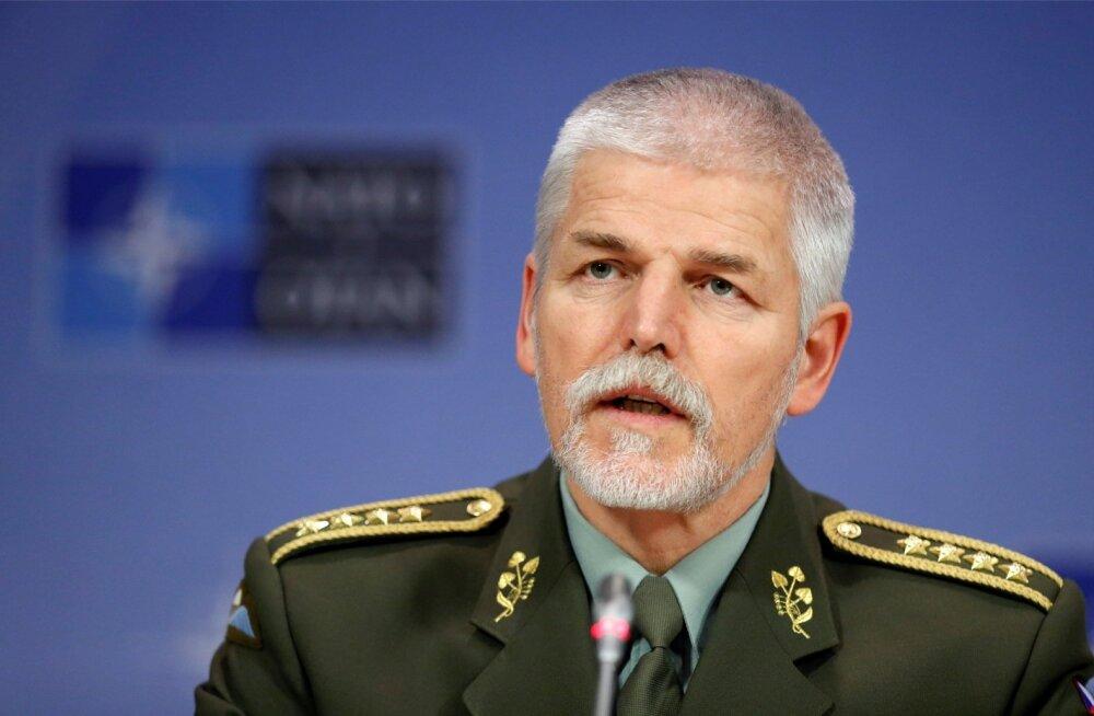 NATO sõjalise komitee esimees: Vene oht kasvab igal tasemel, oleme valvel Ukraina kordumise ärahoidmiseks