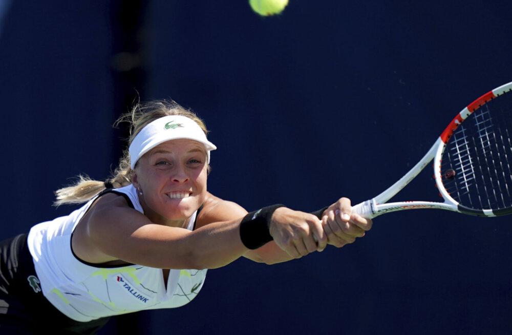 Tenniseliidu peasekretär New Yorgist: Anett on läinud stabiilsemaks ja rahulikumaks