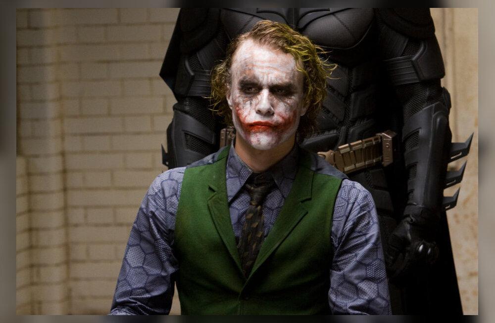 Martin Scorsese produtseerib filmi Batmani suurimast vaenlasest Jokkerist