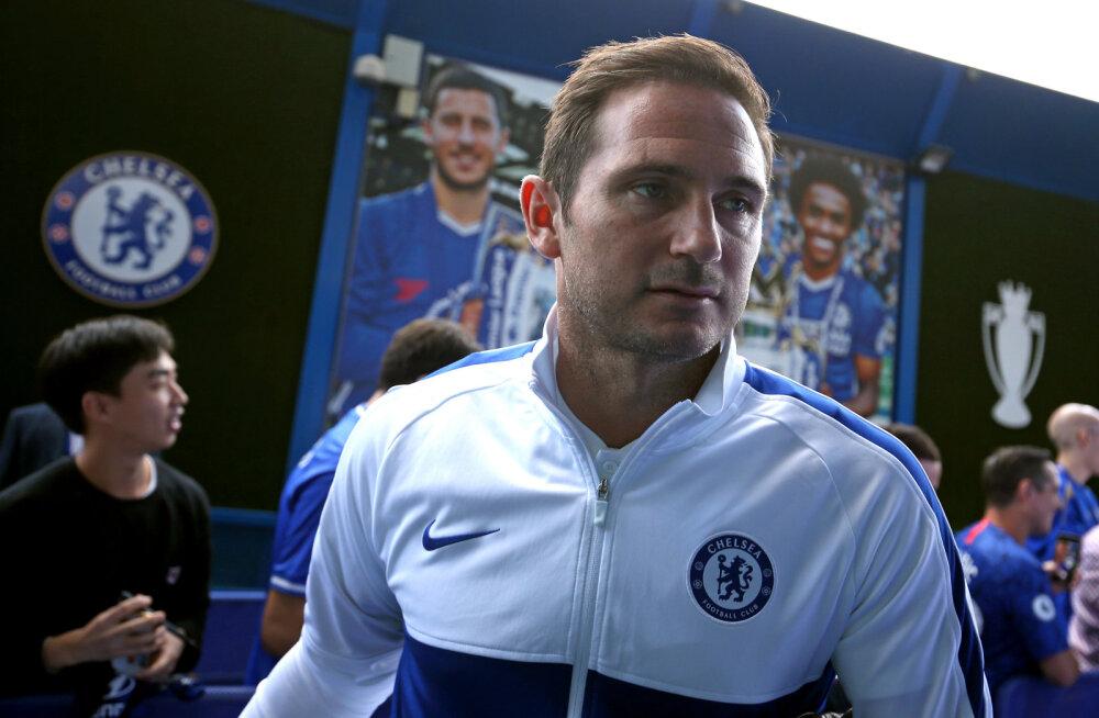 Londoni Chelsea jäi teist mängu järjest võiduta