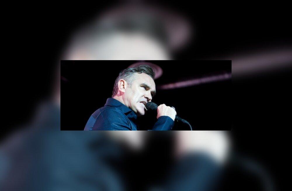 Probleem Morrisseyga? Räägi tema emaga!